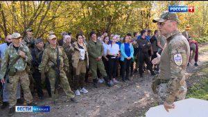В Северной Осетии прошел военно-спортивный турнир