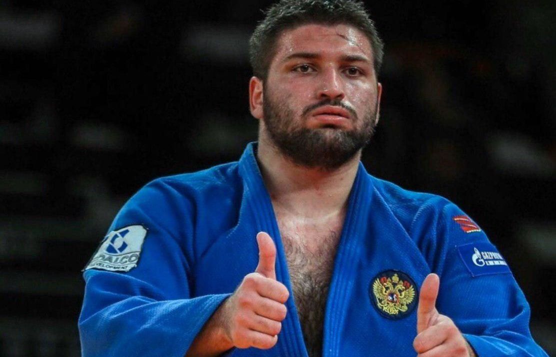 Дзюдоист Инал Тасоев завоевал золотую медаль на этапе серии Большого шлема в Венгрии