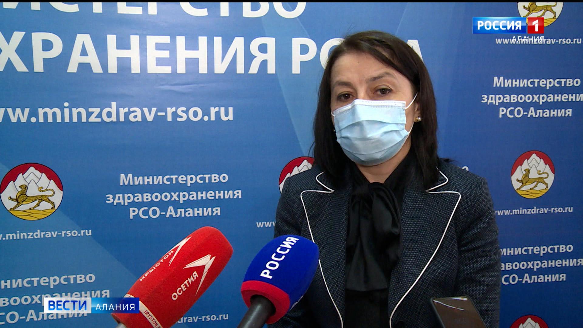 В поликлиниках республики отмечают рост обращений с симптомами ОРВИ