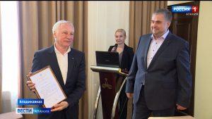 Предпринимателям, которые внесли вклад в борьбу с распространением COVID-19, вручили грамоты и благодарственные письма главы республики