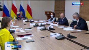 На заседании Проектного офиса обсудили развитие туризма в Северной Осетии
