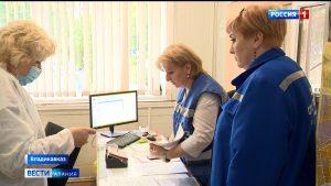 В Северной Осетии проходит работа по профилактике гриппа и ОРВИ