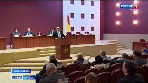 Депутаты собрания представителей Владикавказа обсудили вопросы налоговой политики