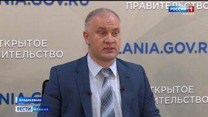 Казбек Томаев: В Фонд микрофинансирования поступили заявки от 40 организаций на получение беспроцентных займов для выплаты зарплат работникам