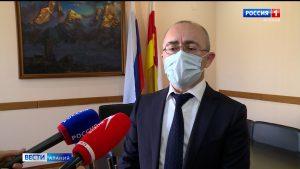 Глава республиканского Миннаца провел брифинг по реализации в РСО-А стратегии государственной национальной политики РФ