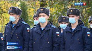 Призывники из Северной Осетии отправились на службу в ВДВ