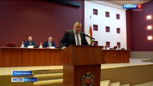 Владикавказ вновь разделят на четыре района и создадут две дополнительные префектуры