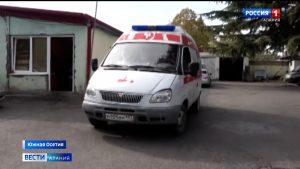 Нагрузка на скорую помощь в Южной Осетии возросла в два раза