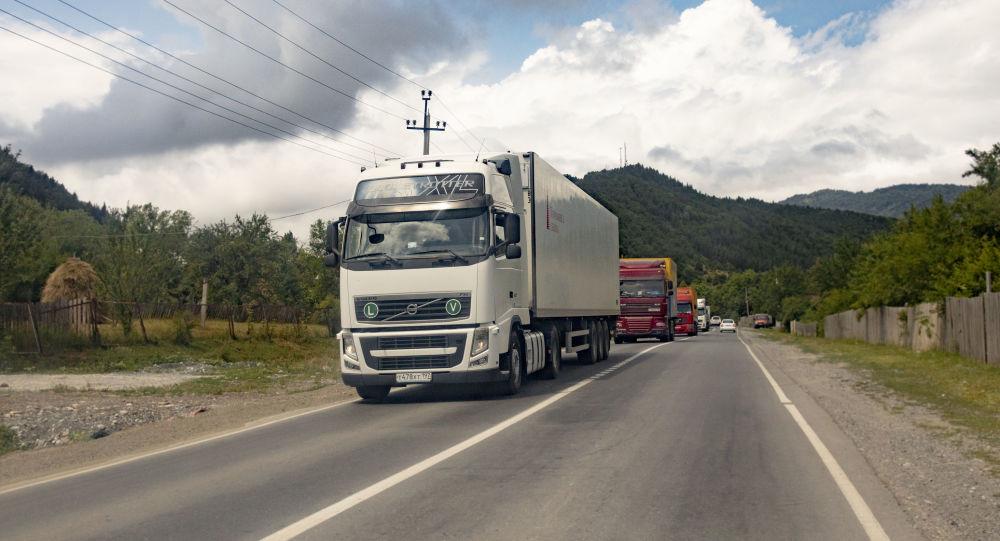 Проблему провоза грузов через границу Южной Осетии и России обсудили в Москве