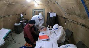 Российские медики в Южной Осетии обследовали около 500 пациентов за десять дней