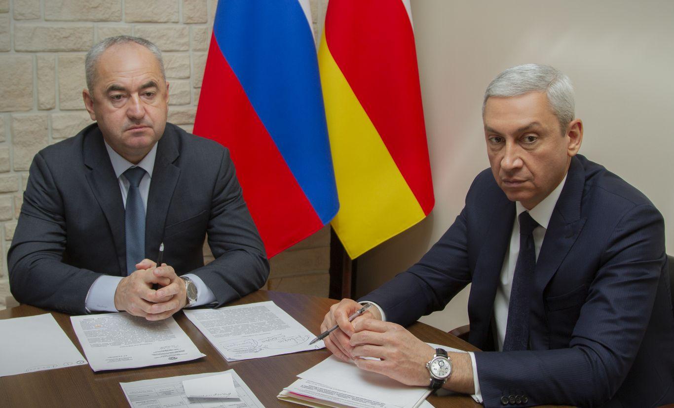 Создание новых объектов Северной Осетии обсудили в Минспорта России
