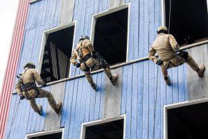 В Северной Осетии завершились учебно-тренировочные курсы спецподразделений Росгвардии