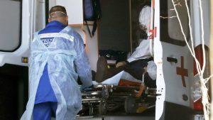 За сутки в ковид-стационары Северной Осетии было госпитализировано 104 человека