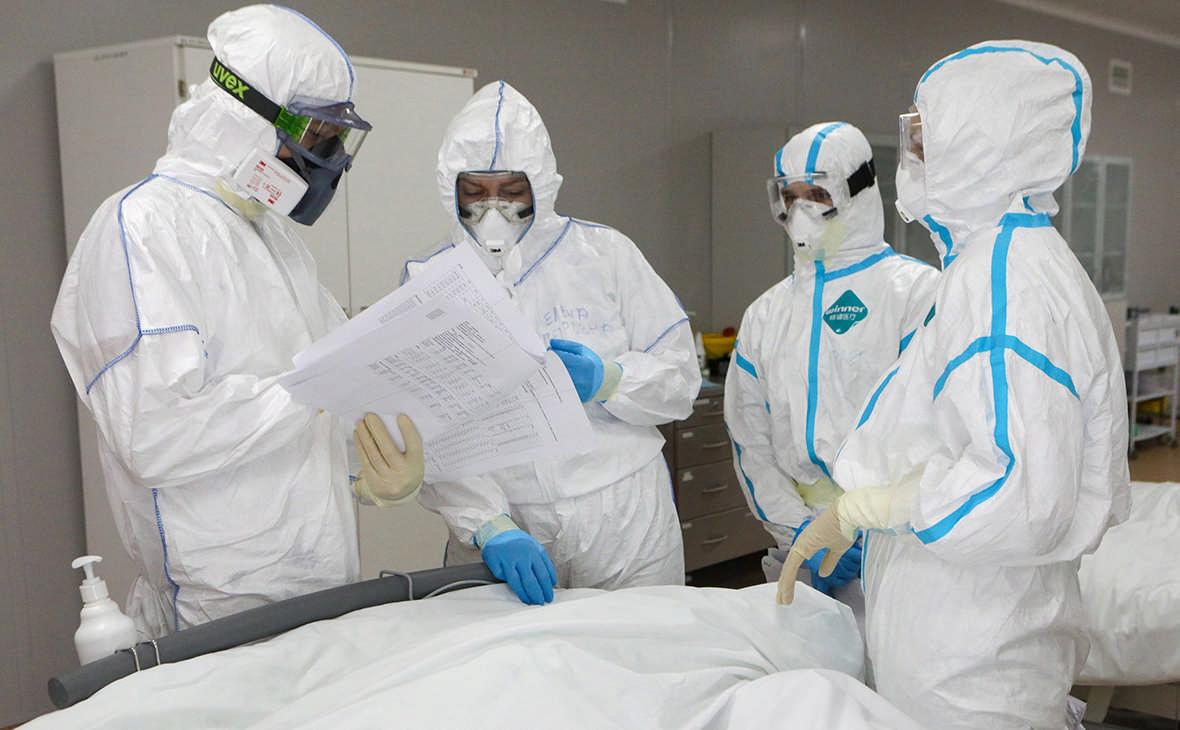 В КБСП скончалась 83-летняя пациентка с коронавирусом