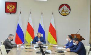 Количество машин скорой помощи на линии в Северной Осетии увеличили до 40