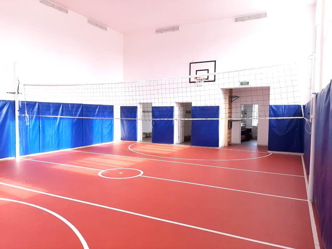В 2020 году шесть спортзалов сельских школ республики были отремонтированы по нацпроекту «Образование»