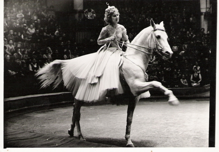 Скончалась известная цирковая артистка Дзерасса Туганова