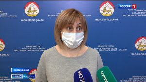 Людмила Башарина: При ухудшении эпидобстановки в школах могут ввести частичное дистанционное обучение