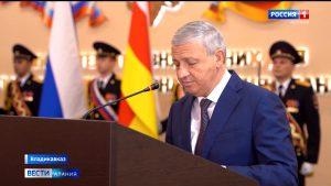 Вячеслав Битаров поздравил сотрудников органов внутренних дел с профессиональным праздником