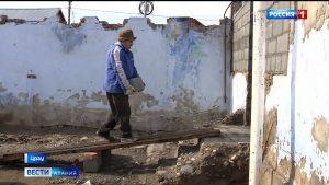 Неравнодушные люди помогают жительнице Црау восстановить дом, сгоревший дотла