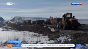 Реконструкция автодороги Владикавказ-Моздок завершится к концу года