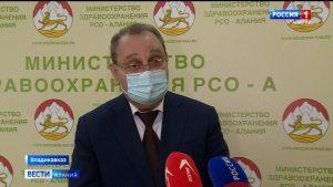 Тамерлан Гогичаев: Все основные наши медучреждения оказывают плановую помощь, в том числе в амбулаторном звене