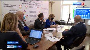 В Северной Осетии прошло заседания Общероссийского комитета конгресса муниципальных образований по делам молодежи
