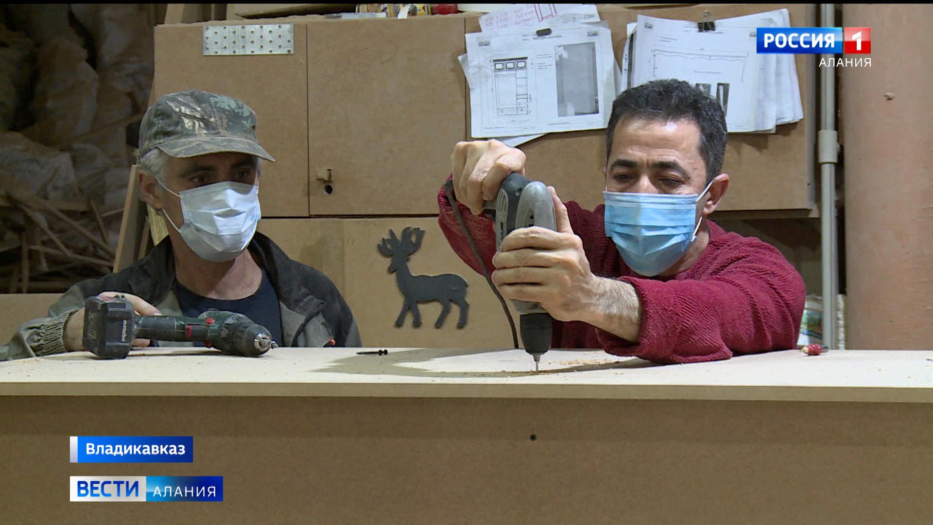 Мебельное предприятие «Меркада Хоум» преодолевает кризис пандемии без ощутимых потерь