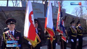 В Северной Осетии почтили память сотрудников МВД,  погибших при исполнении служебного долга