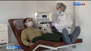 Из-за пандемии коронавируса Республиканская станция переливания крови испытывает нехватку доноров