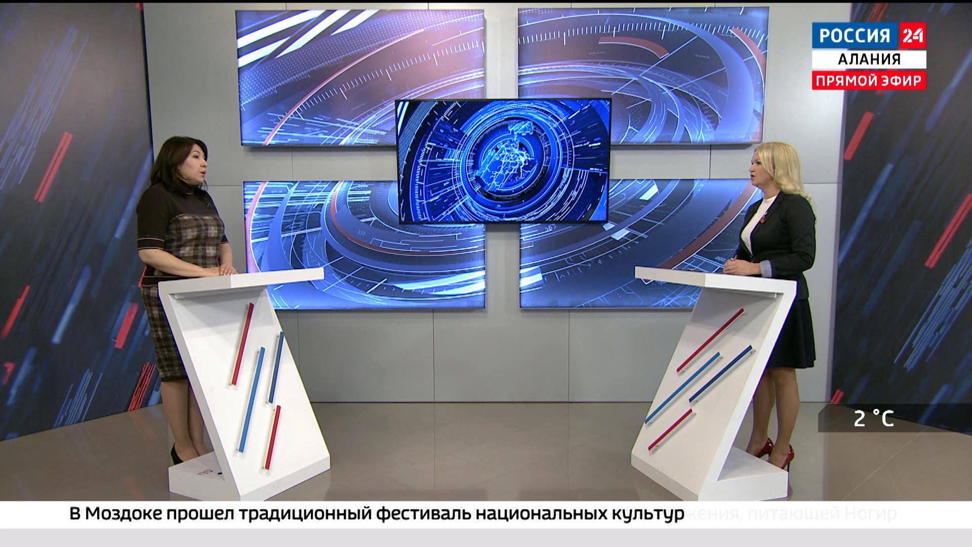 Республика. Вакцинация от COVID-19 в Северной Осетии