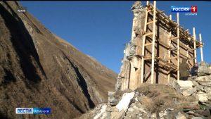 В Северной Осетии продолжаются ремонтно-реставрационные работы в рамках подготовки к празднованию 1100-летия крещения Алании