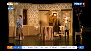 Во Владикавказ в рамках «Больших гастролей» приедет Малый театр