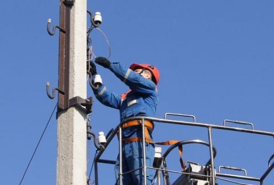 1 декабря на нескольких улицах Алагира будет отключено электричество