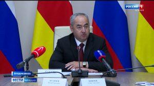 Реализацию национального проекта «Жилье и городская среда» обсудили на совещании под председательством Таймураза Тускаева