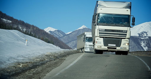Военно-Грузинская дорога открыта для движения транспорта