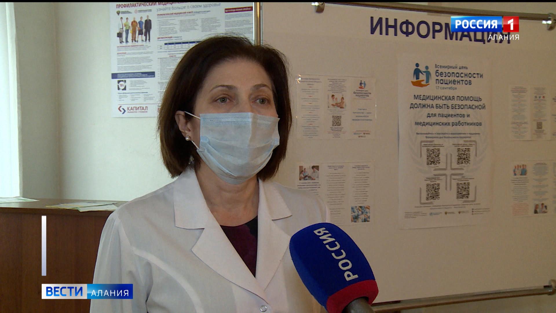 В Северной Осетии продолжается вакцинация от сезонных вирусных инфекций