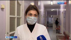 Врачи эндокринологического диспансера начали прием пациентов в здании роддома на улице Дзержинского
