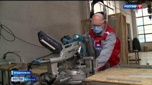 Завод «Заря Осетии» продолжает расширять производство