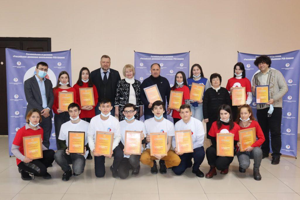 Общественная палата Северной Осетии отметила участников акции  #МыВместе