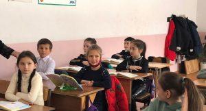 В ряде школ Южной Осетии возобновили учебу после карантина