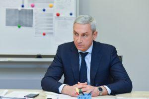 Борис Джанаев потребовал до конца года направить документацию по Дворцу спорта в Минстрой РФ