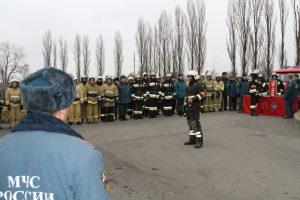 В ТРЦ «Столица» прошли пожарно-тактические учения