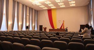 Сессия парламента Южной Осетии сорвалась в четвертый раз
