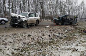 Четыре человека, в том числе дети, погибли в ДТП с участием жителя Северной Осетии в КБР