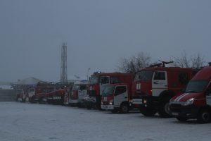 Более тысячи сотрудников МЧС будут обеспечивать безопасность в период новогодних праздников в Северной Осетии