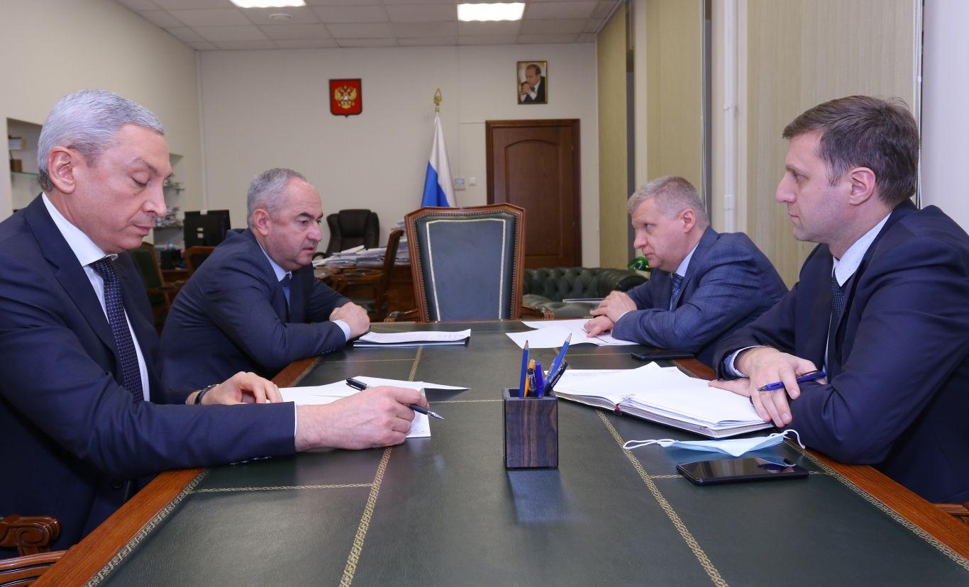 Перспективы развития сферы образования Северной Осетии обсудили в Министерстве просвещения