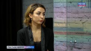#AlaniaLab. Зарина Караева