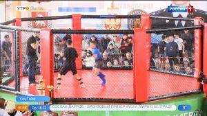 Спортсмены бойцовского клуба «Арс» выиграли главную награду турнира в Крыму