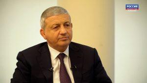 Большое интервью с Главой РСО-А Вячеславом Битаровым